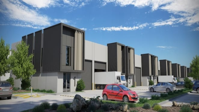 Quick sellout of warehouses at Altona business park