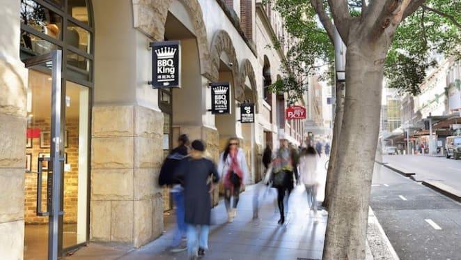 Savills list BBQ King Sydney building for around $25 million