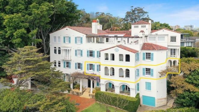AJC-designed Bellevue Hill sold for first time in 54 years