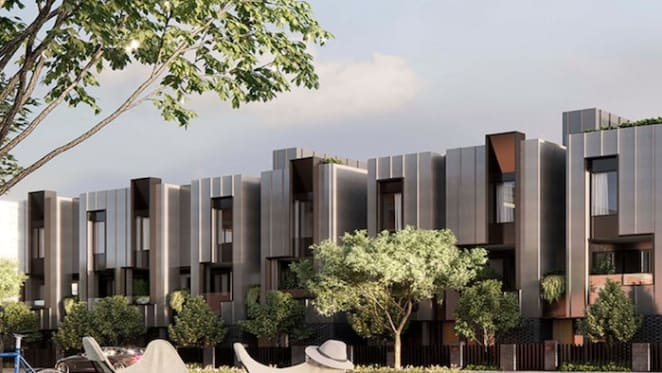 Townhouses in YarraBend's newest release, The Mills, sell out within three hours