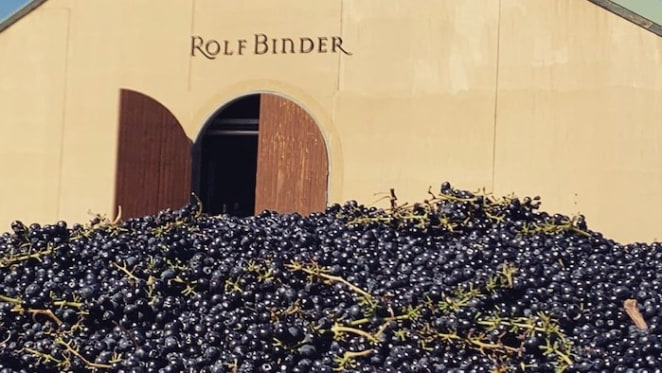 South Australia's Rolf Binder wine business hits the market