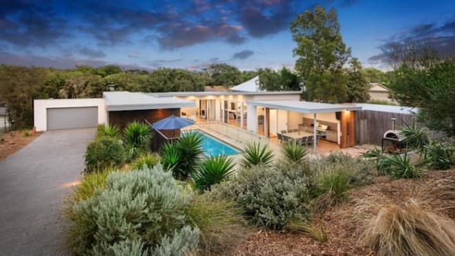Coastal Blairgowrie house listed for sale