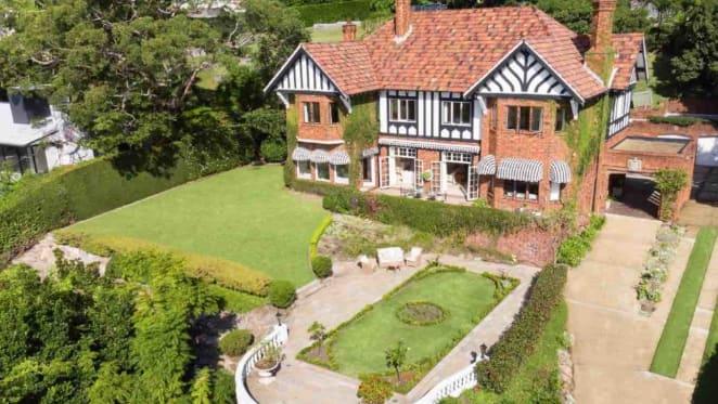 Bonnington in Bellevue Hill sells for over $20 million