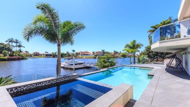 Bundall five bedroom house with water views listed for $3.28 million