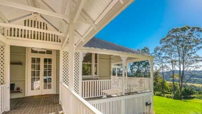 Anytime Fitness Australia founder Jacinta McDonell sells Byron Bay hinterland holiday home