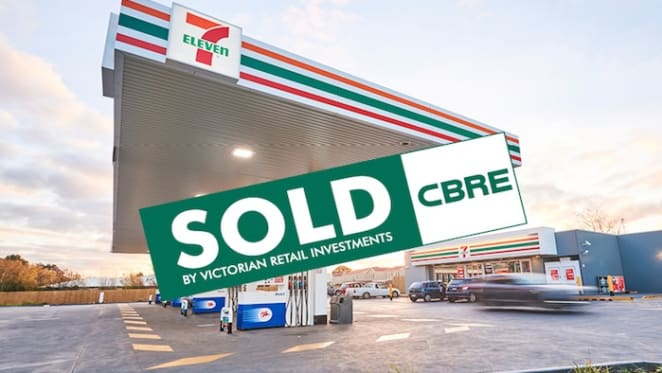 Three service stations in regional Victoria up for grabs at CBRE auction
