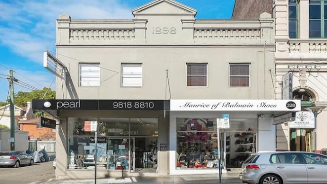 Mixed-use property in Sydney's Balmain changes hands for $3.46 million
