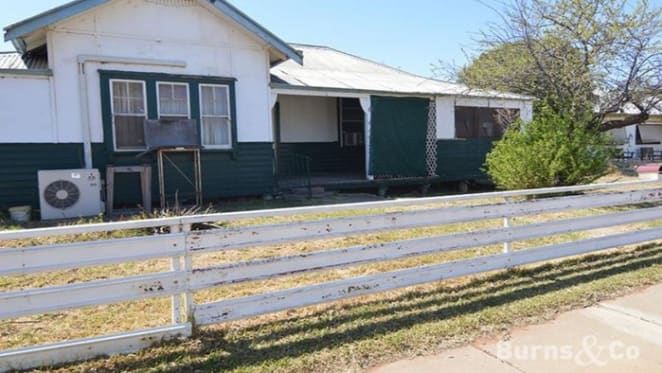 Three bedroom Balranald home sold by mortgagee