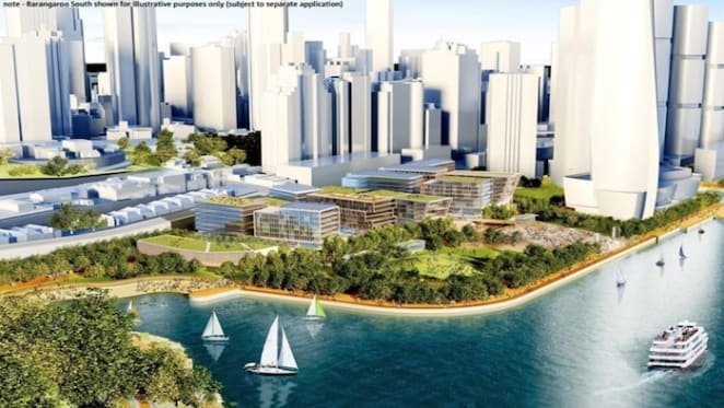 Lendlease plans a second timber office building at Barangaroo South