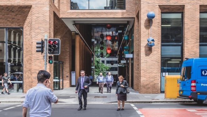 Barrack Place wins Urban Land Institute Asia Pacific Award for Excellence 2019
