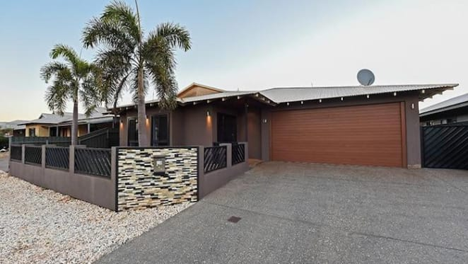 Mining town Baynton, WA four bedroom house sold by mortgagee