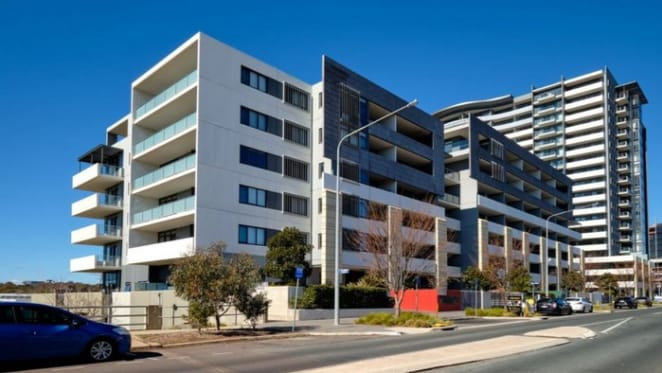 Belconnen mortgagee apartment sold for $90,000 loss