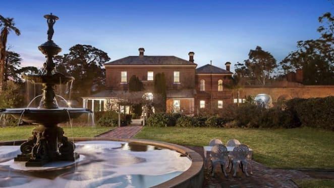 Ravenswood Run Homestead, birthplace of Bendigo, up for sale