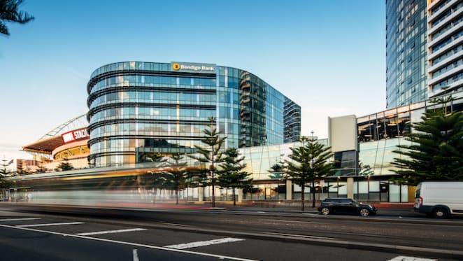 $80m expectations as Bendigo Bank's Melbourne HQ hits market