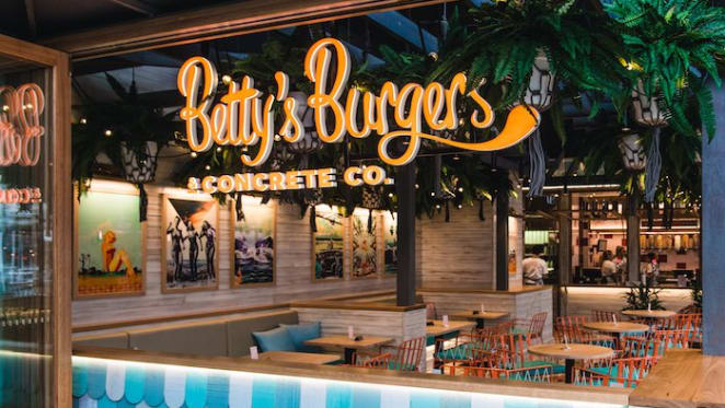 Betty's Burgers to open new restaurant at Manly Wharf development