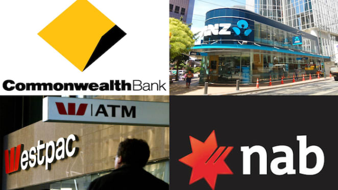 Big four banks see share price rise following Royal Commission findings
