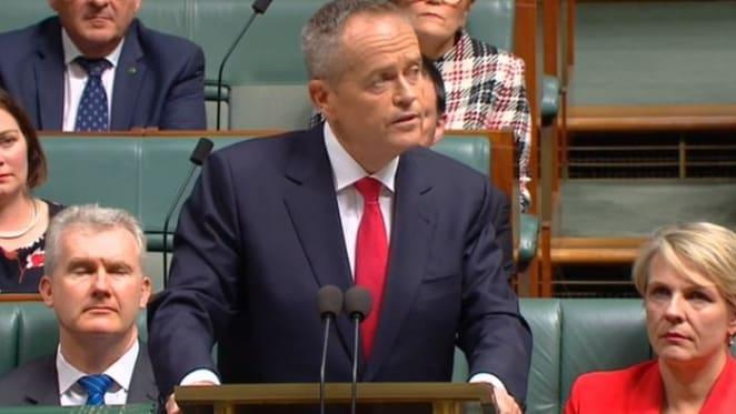 Bill Shorten reaffirms Labor stance on negative gearing