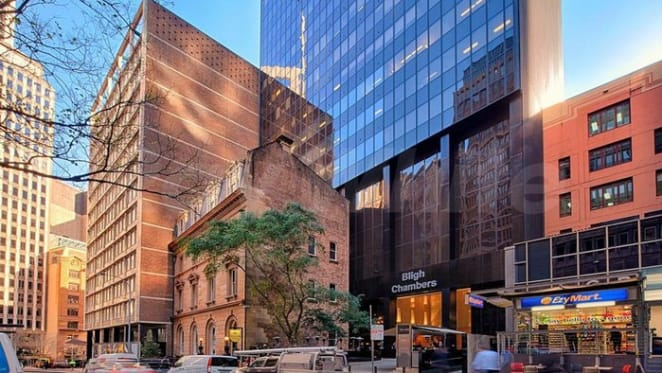 Architectural firm secure Sydney CBD lease through Savills