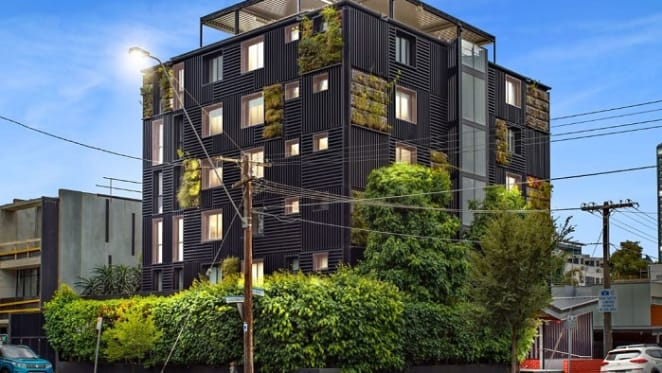 2013 The Block apartment in South Melbourne for sale again