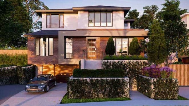 Demand for Balwyn's High School zone sees near sell out of Blossom townhouses in a week
