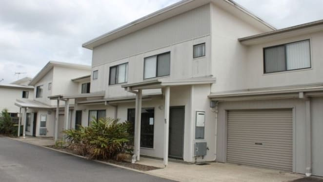 Three bedroom North Booval, Qld townhouse listed for mortgagee sale