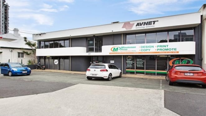 Leased office-warehouse sale in Bowen Hills fetches $3.25 million