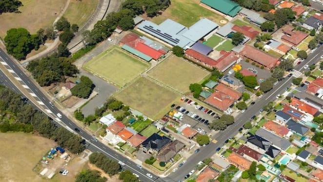 Sydney's Belfield Bowling Club lists two of its bowling greens