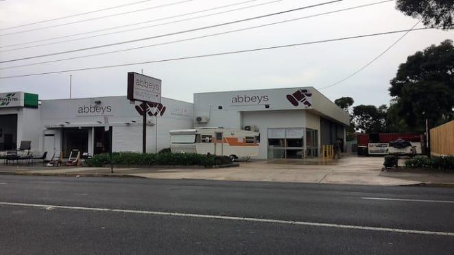 Box Hill showroom sells for $3.5 million to developer