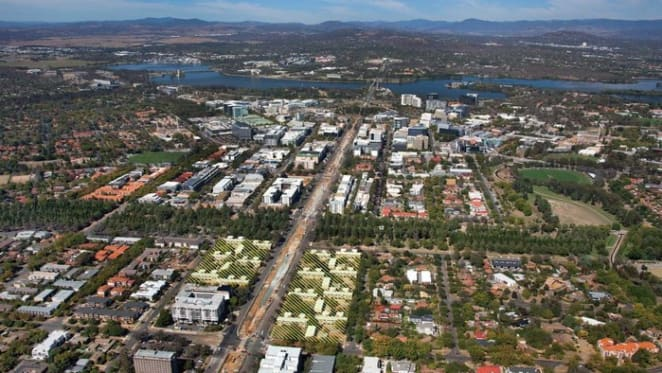 Former Canberra public housing block sites for sale