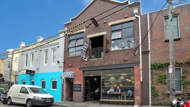 Brewtown Newtown premises for sale