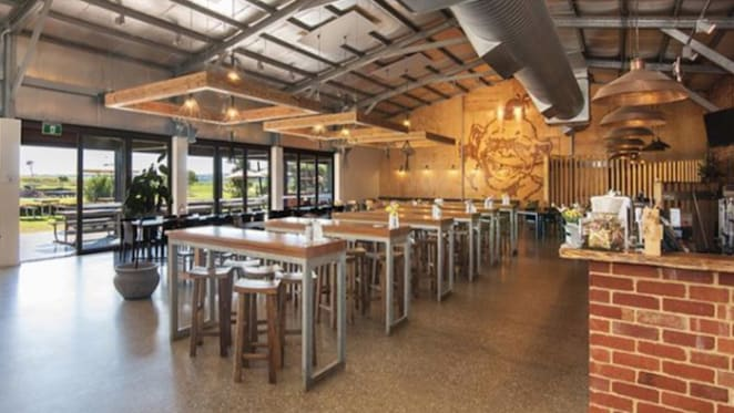 Brewery set near WA's Margaret River listed with $6 million hopes