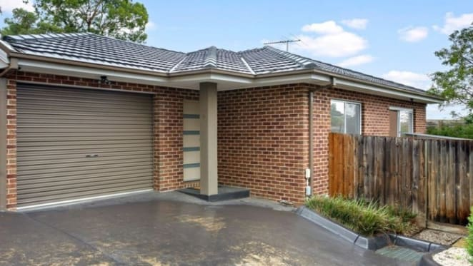 Briar Hill, Victoria home sold under the mortgagee auction hammer