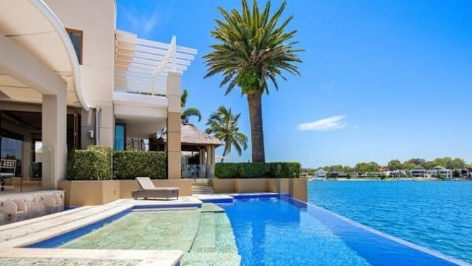 Ex Billabong head's mansion sold at record price