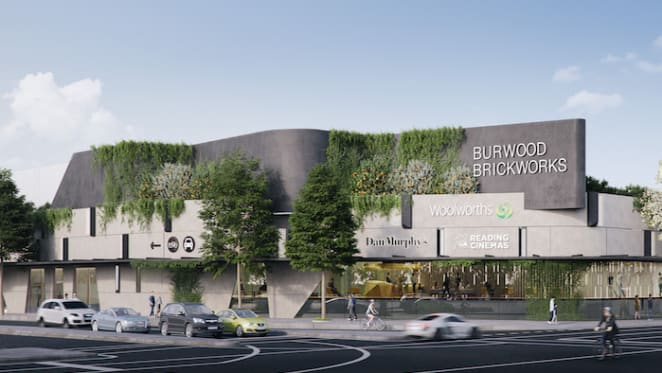 Reading Cinemas coming soon to Burwood Brickworks community