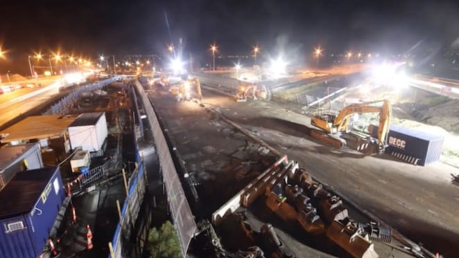 The Northern Road upgrade see Orchard Hills bridge replacement over Queen's Birthday long weekend