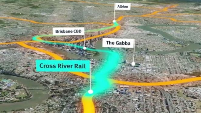 Residential property near Brisbane's Cross River Rail pinpointed as investor opportunity: John McGrath