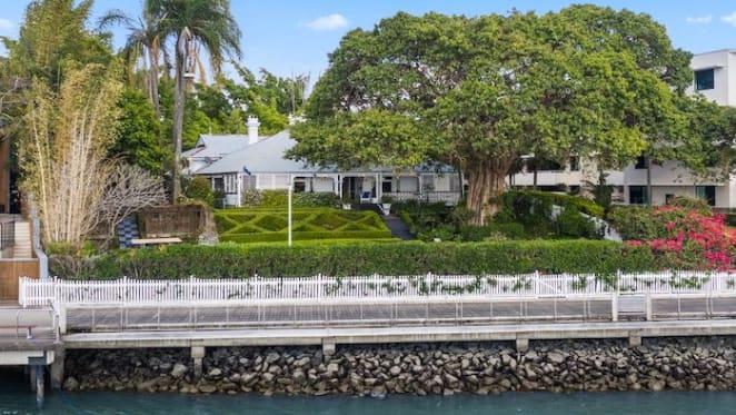 Historic New Farm, Brisbane trophy home Amity listed