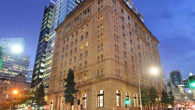 Former Queensland Treasurer Keith DeLacy lists Brisbane penthouse