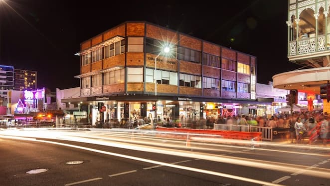 Thriving retail property in Brisbane's Fortitude Valley expected to fetch at least $15 million