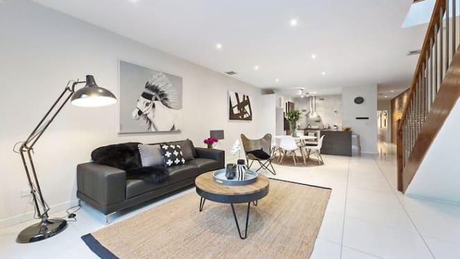 BrickX launches terrace home in Melbourne's Brunswick West at $99 per brick
