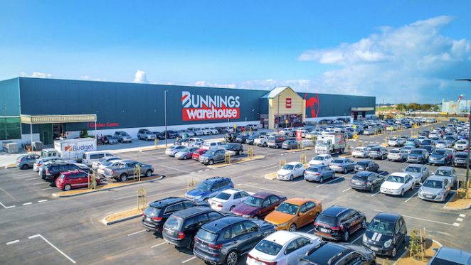 Bunnings Clyde North listed for sale after recent opening
