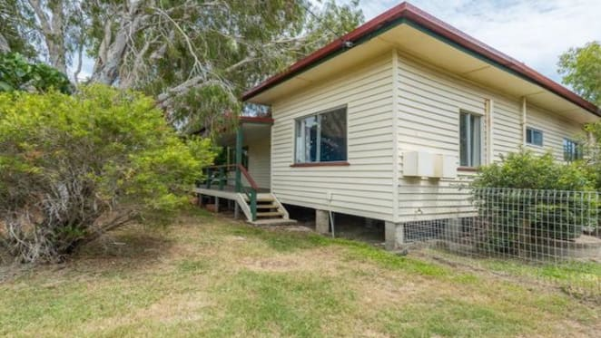 Loss taking Burnett Heads, Queensland home sold by mortgagee