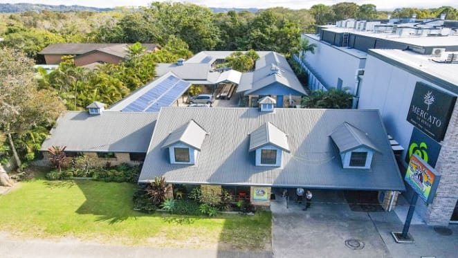 Byron Bay Holiday Village set for sale