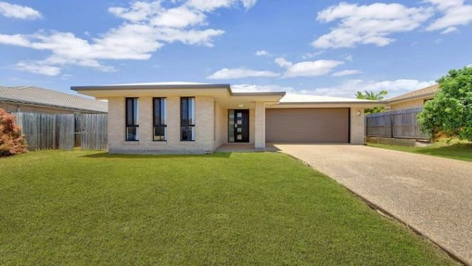 Price collapse at Calliope, Queensland house listed by mortgagee