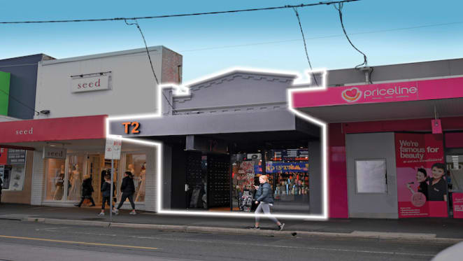 T2's Camberwell shopfront changes hands