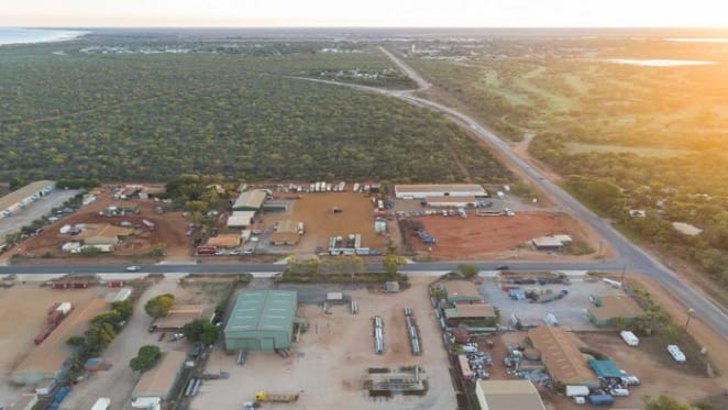Opportunity in Broome's growing industrial market