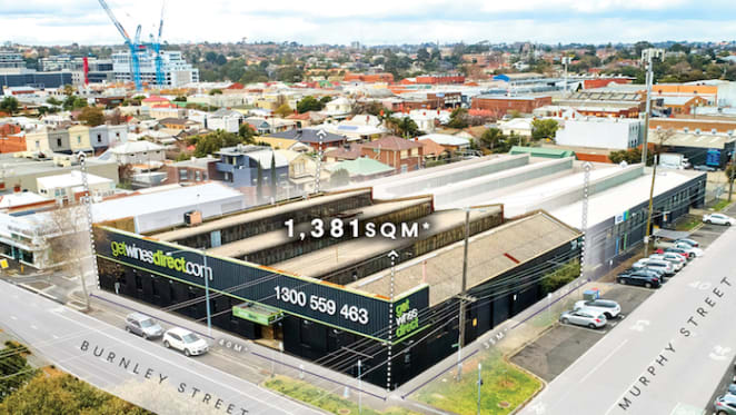 Burnley Street, Richmond commercial property fetches $9.92 million under the hammer