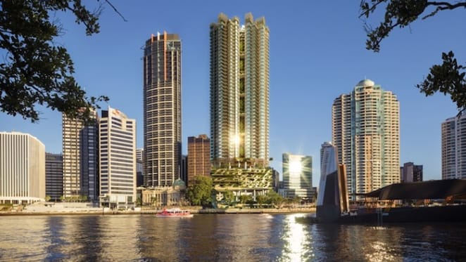 Cbus to start building Brisbane tower as it notches brisk sales