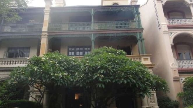 Australian record terrace price set again in Potts Point