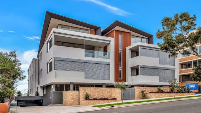 Rocker Suze DeMarchi sells her Coogee house